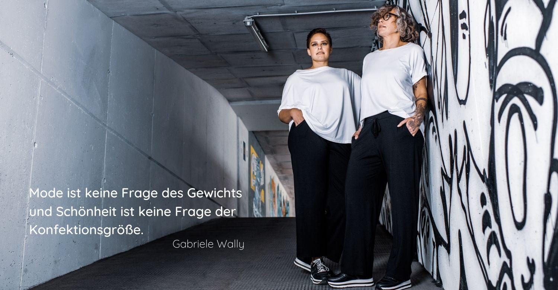 So cool ist Mode in großen Größen von stor> in Wien Josefstadt.