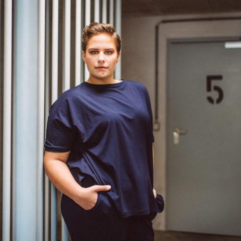 Große Größen Mode aus Wien, fair und lokal in Österreich produziert.