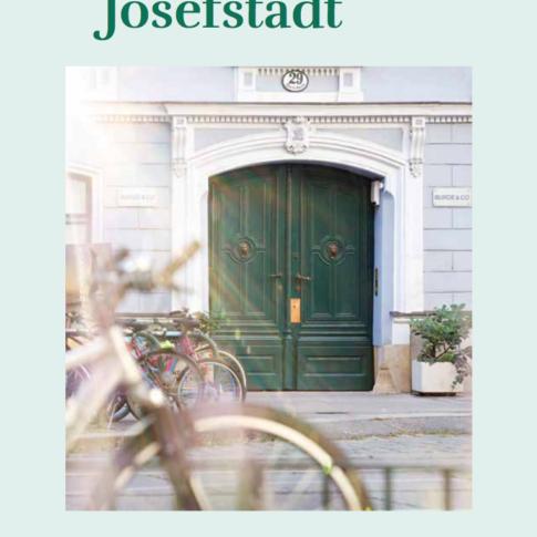 Das ist meine Josefstadt ist ein Magazin innovativer UnternehmerInnen im Achten.