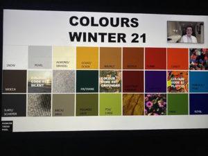 Die Trendfarben der Saison Herbst/Winter 21 finden sie im Plus Size Fashion Store in Wien in der Strozzigasse 38 von Gabriele Wally. Modekollektionen in den Größen 42 bis 52.