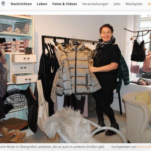 Übergrößen Mode finden sie in Wien Josefstadt bei storstore.
