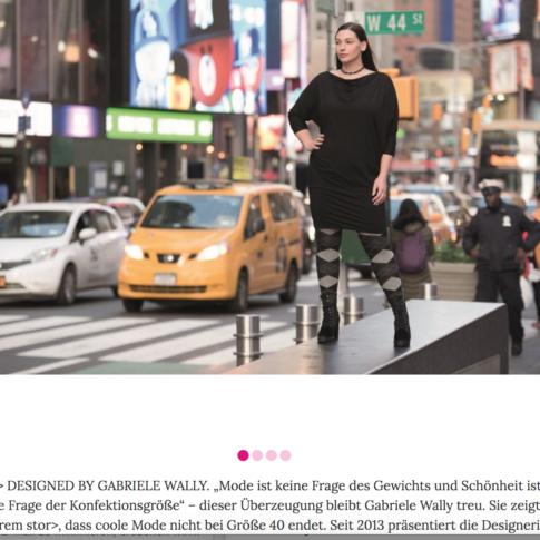 Bei stor> finden sie angesagte Curvyfashion für modebewusste Fashionistas.