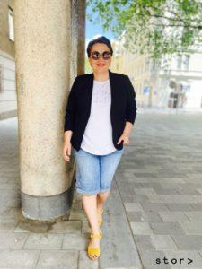 Bei stor> finden sie coole Mode in großen Größen. Modern und stylisch in Größe 44.