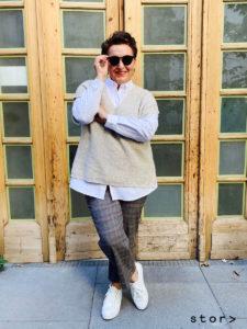 Plussize Fashion Outfitinspiration finden sie jeden Mittwoch am storstore Blog.